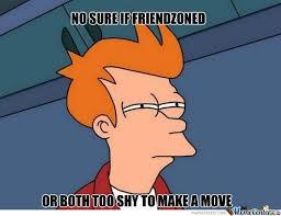 Shy Meme - friendzoned or shy by elbarvaro meme center