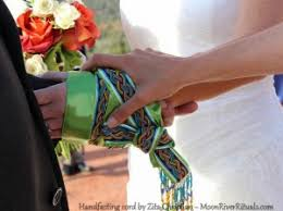 celtic handfasting cords knot in the december 19 issue of brides magazine c