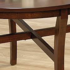 Round Dinette Table Sauder Round Dinette Table