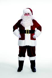 santa claus costume professional santa claus suits and costumes