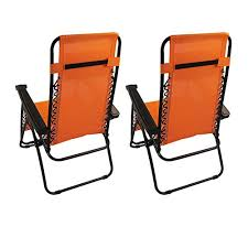 sundale outdoor zero gravity recliner chairs 2 pack with cup