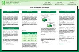 roosevelt university research poster templates makesigns com