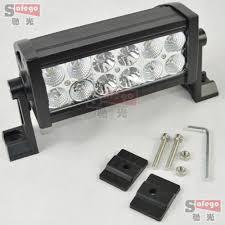 aliexpress com buy 2 pcs led high beam light bar 36w led light