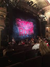 winter garden theatre section orchestra row l seat 31