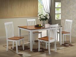 amazoncom boraam 21034 bloomington 5 piece dining room set