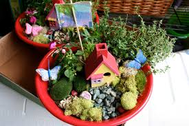 Fairy Garden Container Ideas by Pink And Green Mama End Of The Year Teacher Gift Fairy Garden