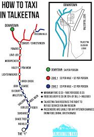 Map Of Seward Alaska by Talkeetna Taxi U2013 Alaska Taxi And Shuttle Services