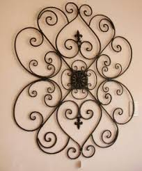 Iron Wrought Wall Decor Wrought Iron Wall Decor Over Bed Wrought Iron Wall Decor Ideas