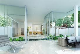 Modern Villas by Modern Villa Interior Designed By Swiss Bureau Interior Design