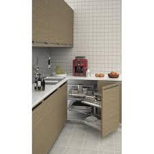 am駭agement meuble d angle cuisine aménagement pour meuble d angle magic corner accessoires cuisines