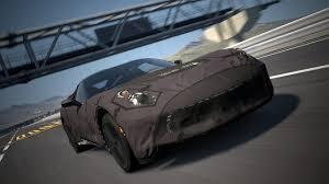 corvette test corvette c7 prototype in gran turismo 5 as free dlc today