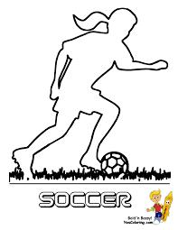 soccer girls sports coloring girls sports free girls soccer