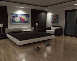 Beauteous  Contemporary Bedroom Interior Design Design - Modern house bedroom designs