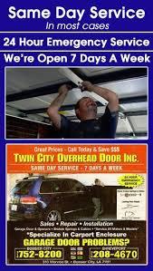 City Overhead Doors Garage Door Services Repairs Bossier City La
