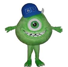 mike from monsters inc halloween costumes cheap mike wazowski costumes for adults find mike wazowski
