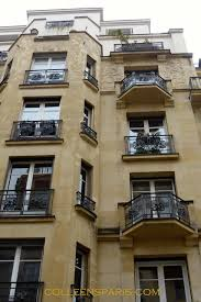 Art Deco Balcony by Paris Art Déco With Walk My Steps Colleen U0027s Paris