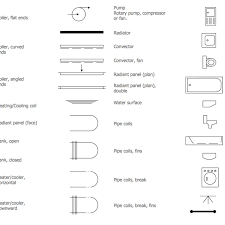 architecture floor plan symbols architecture buildings and floor plan symbols included floor plan