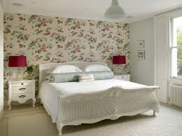 Modern Floral Wallpaper 20 Lovely Patterned Floral Wallpaper Ideas For Bedroom Decor