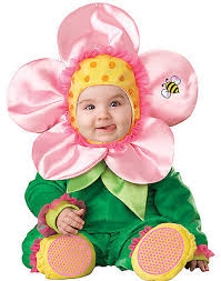 Baby Halloween Costumes 3 6 Months Baby Blossom Flower Infant Girls Fancy Halloween Costume 6 12
