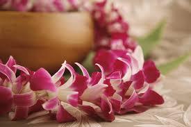 flower leis orchid flower leis