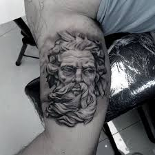 greek god tattoo for men on bicep tatto pinterest greek god