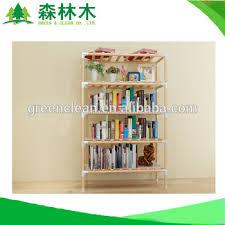 Easy To Build Bookshelf Gac 65 Easy Folding Wooden Diy Bookshelf Bookcase For Sale Buy