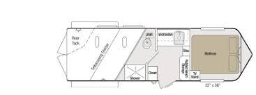 horse trailer living quarter floor plans santa fe living quarter wright way trailers serving iowa