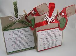 2012 Ornament Exchange Inkablinka - christmas story with m u0026ms i am so making these for the kids at