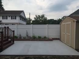 concrete works nj concrete driveways patios slabs repair