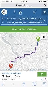 Leaflet Google Maps Gophillygo U0027s Mobile Site Better Than Google Maps U2014 Philebrity