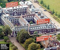 where is kensington palace will and kate to live in kensington palace london perfect