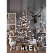 Ambiance Et Deco Ambiance Noël Scandinave Sapin En Bois Pomme De Pin Et