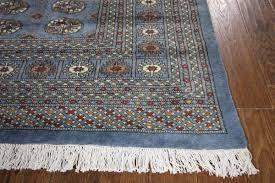 Bokhara Rugs For Sale Elegant Periwinkle Blue 8 U0027x10 U0027 Oriental Bokhara Hand Knotted Wool