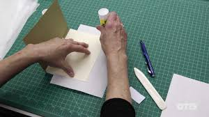 otis college book arts bookbinding create a
