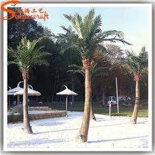 artificial decorative metal palm trees outdoor decorative