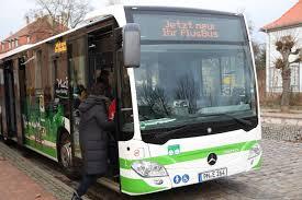 Bad Belzig Mit Dem Plusbus Hoher Fläming Im Stundentakt Nach Bad Belzig