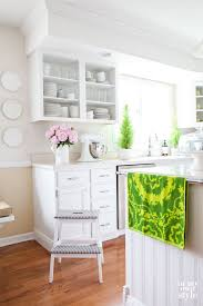 Kitchen Decor Ideas On A Budget Kitchen Tweak How To Paint Laminate Cabinets In My Own Style