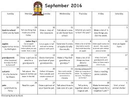 homework calendars monthly homework calendars mrs mroue u0027s