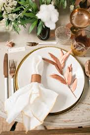 Christmas Table by A Christmas Table Copper And Cotton U2022