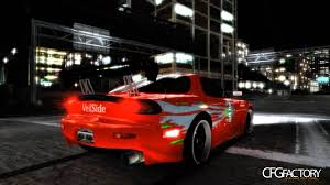 Fast And Furious Mazda Rx 7 Paintjob 2 0 Download Cfgfactory