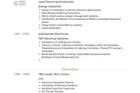 Sample Journeyman Electrician Resume by Journeyman Resume Reentrycorps