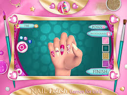 nail polish games for girls do your own nail art designs in fancy