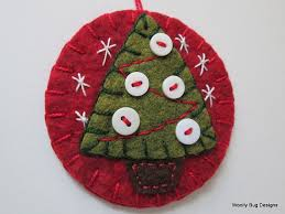67 best felt images on felt ornaments