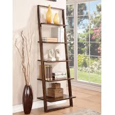 how to decorate leaning bookcase u2014 doherty house