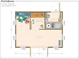 camden pool house floor plan needs outdoor bathroom and storage floor plans for pool house webbkyrkan webbkyrkan