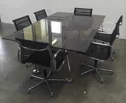 Office Boardroom Tables Norman Foster Nomas Tecno Office Boardroom Table With 8 Charles
