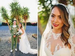 the groom groomsmen wore green charro suits at this wild baja