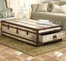 Trunk Style Coffee Table Trunk Style Coffee Tables Trunk Coffee Table Set Fieldofscreams