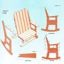 diy plans free childs rocking chair plans pdf download free end