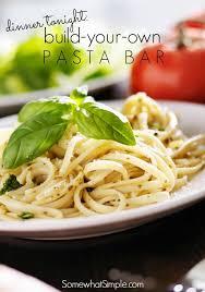 Buffet Style Dinner Party Menu Ideas by Best 25 Pasta Bar Party Ideas On Pinterest Pasta Bar Budget